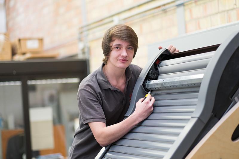 Ausbildung zum Rollladen- und Sonnenschutzmechatroniker (m/w/d)